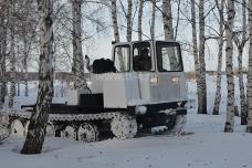 Трактор ТСН-4