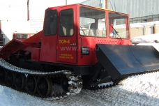 Трелевочный трактор ТСН-4 (взамен ТТ-4)