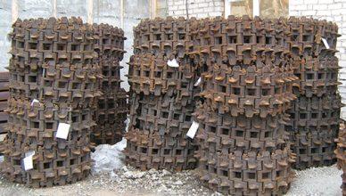 Комплект гусеницы (Чебоксары) МТ4.34.001
