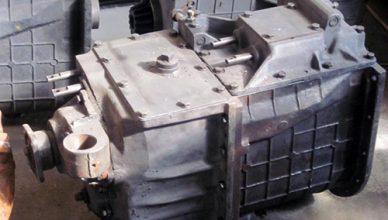 Коробка передач в сборе (без управления) МТ4.37.003