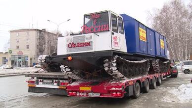 Трактор ТТ-4, российское производство