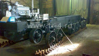 Запасные части к гусеничным тракторам