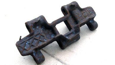 Звено гусеницы (500) Т4.34.101
