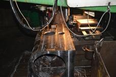 Процесс производства тракторов