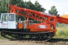 Буровая установка МРК-750 на базе трактора ТСН-4