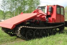 Гусеничный трактор ТСН-4