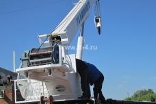 Cамоходный гусеничный кран МКТ-25 «Ульяновец»