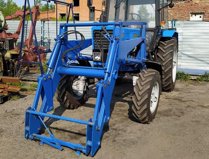 Погрузчик ПКУ-08 усиленный на трактор МТЗ, цена