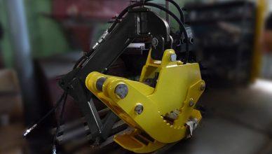 Захват трелевочный ЛТ-150
